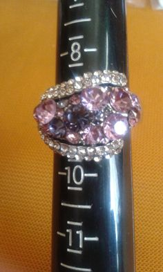 Genuine Swarovski Crystal Ring Size 8 or 9 Brand new with original tags and gift box. Please specify size when ordering. Swarovski Crystal Rings, Swarovski Jewelry, Perfume Bottles, Nail Polish, Jewelry Rings, Silver, Gifts, Etsy, Beauty