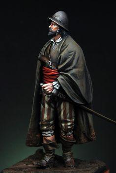 Oficial s.XVI-XVII