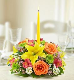 1800Flowers - Fields of Europe Centerpiece - Small - http://yourflowers.us/1800flowers-fields-of-europe-centerpiece-small-2/