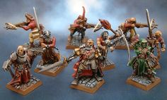 Mordheim - Witch Hunter Warband Complete 1