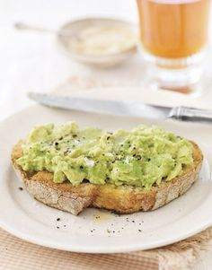 This easy-to-prepare avocado dish makes a simple and tasty starter for your #Easter feast. #recipes