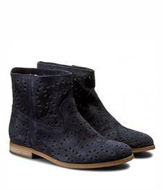 Botine Primavara Fara Toc Perforate Tommy Hilfiger | Cea mai buna oferta Ankle, Boots, Fashion, Shoe, Moda, Wall Plug, Shoe Boot, Fasion