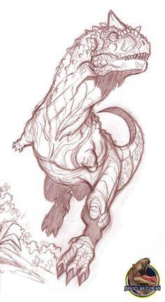 Animal Sketches, Animal Drawings, Cute Drawings, Dinosaur Sketch, Dinosaur Drawing, Dinosaur Time, Dinosaur Art, Jurassic World Dinosaurs, Jurassic Park