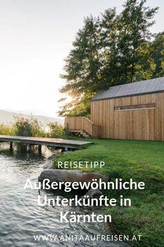 Die coolsten außergewöhnlichen Unterkünfte in Kärnten - hol dir jetzt die besten Reisetipps für den Urlaub in Österreich direkt vom Blog - vom Biwak bis zum Erdhaus. #reisen #glamping #biwak #baumhaus #erdhaus #hotel #tipp #Kärnten #österreich