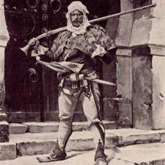 Ottoman shqiptar gunsmith