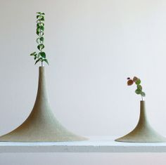 amazing funnels covered in sand