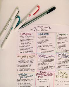 modernism notes for AP lang // pinterest: SCcali