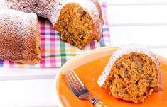 Συνταγή: Κέικ νηστίσιμο με καρότο και μήλο Brownie Cupcakes, Cupcake Cakes, Banana Bread, French Toast, Sweets, Healthy Recipes, Snacks, Vegan, Meals