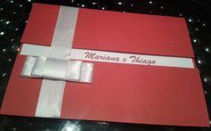 Convite de casamento modelo Amor Perfeito - Atellier Print
