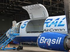 Sideral Air Cargo B737 freighter