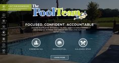 Congratulations to The Pool Team on the launch of their brand new custom WordPress website!