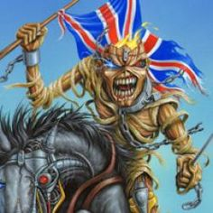 Iron Maiden official site