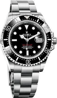 La Cote des Montres : La montre Rolex Oyster Perpetual Sea-Dweller - La montre qui a conquis les profondeurs