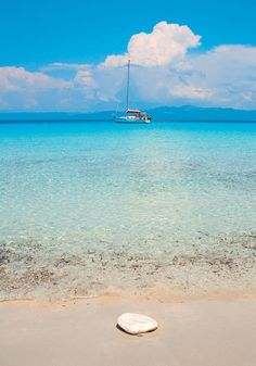 Travel to Greece with Travelive. Explore Greece like never before with the best Travel Agency. Luxury tailor-made Travel Packages! Vacation Destinations, Dream Vacations, Vacation Spots, Oh The Places You'll Go, Places To Travel, Places To Visit, Corfu, Paxos Greece, Greek Islands