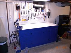 What does your workbench look like?- Mtbr.com
