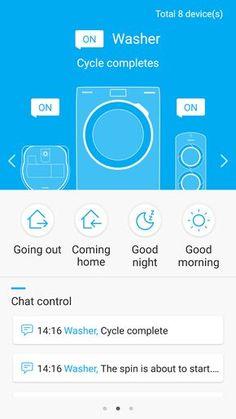 samsung smart home - Google 검색