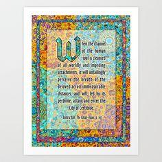 City of certitiude Art Print by Joe Paczkowski - $19.76