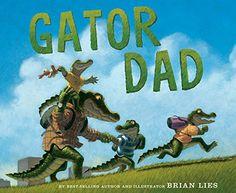 Gator Dad by Brian Lies http://www.amazon.com/dp/0544534336/ref=cm_sw_r_pi_dp_63G1wb0SCDHWC