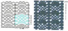 Confira os moldes e aprenda a fazer 72 pontos de crochê totalmente diferentes com imagens. São diversos pontos para bordado em várias peças, alguns