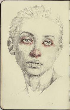 Moleskine Sketch | 08-31-2012 | Flickr - Photo Sharing! Mike Creighton....