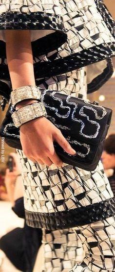 Chanel Cruise 2015, Dubai