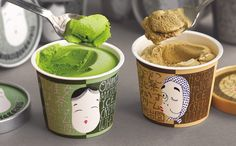 Ujien Shinsaibashi Main Store - Delicious Japanese tea and matcha sweets shop founded in 1869