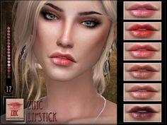 RemusSirion's Zinc Lipstick