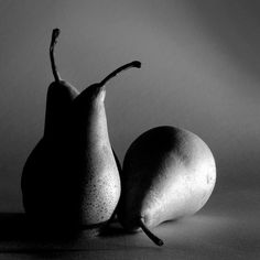 """Three pears ripen  On the ledge. Weeks pass."" Brenda Hillman ""Trois Morceaux en Forme de Poire"""