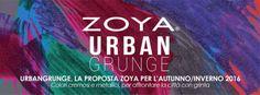 Mecapp: Zoya Colors - Urban Grunge  Fall Collection 2016
