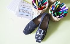 Style Your Sole at TOMS with Offradio | Offradio | Turn your radio OFF!