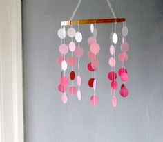 Paint Chip Craft Ideas
