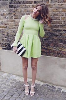 She Wore IT - Missguided as seen on Made in Chelsea's Millie Mackintosh