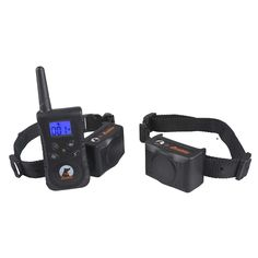 Zealite Rechargeable and Waterproof Remote Control Electric Dog Training CollarandBeep/Vibration/Shock Optional (Charger Included) ^^ Tried it! Love it! Click the image. : Dog Training and Behavior Aids