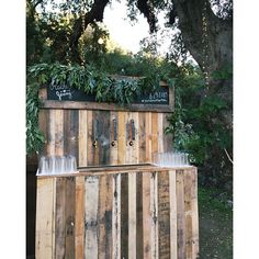 """""""So you want a reclaimed wood bar with beer on tap? Don't worry, @classicpartyla will build one for you... #theykilledit"""" Photo taken by @jl_designs on Instagram, pinned via the InstaPin iOS App! http://www.instapinapp.com (08/30/2015)"""