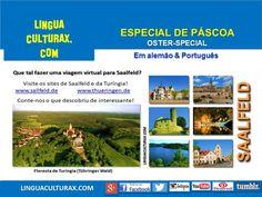 Vocabulário de Páscoa 8 (Ostern-Vokabular) German, Virtual Tour, Learn German, Deutsch, German Language