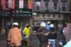 Lower Manhattan Bicycle Tour