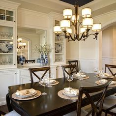 on pinterest built in desk dining room hutch and dining rooms