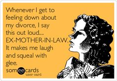 Confession ex mother law