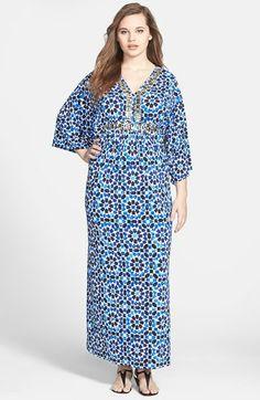 Plus size maxi dresses nordstrom