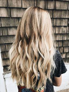 beautiful beach blonde #highlights #blonde
