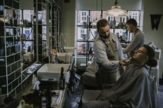 We speak to Birmingham based Barber in Chief of Barberology and Barber of the Year 2016, Adam Gore about the Barbering industry.