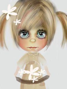 """Flower Girl"" by Karin Taylor"