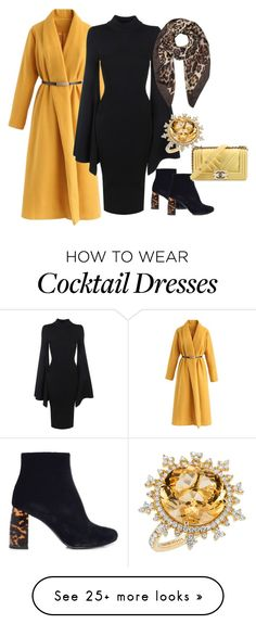 """Без названия #2111"" by katya-ukraine on Polyvore featuring Chicwish, Solace, Forzieri, STELLA McCARTNEY and Chanel"
