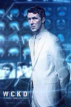 Fanmade picture of Aidan Gillen as Ratman in the Maze Runner sequel The Scorch Trials