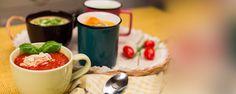 15-minútové polievky plné vitamínov