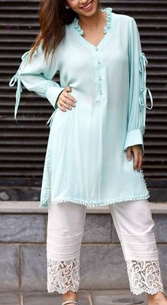Pakistani Dresses Casual, Pakistani Dress Design, Indian Dresses, Casual Dresses, Indian Outfits, Frock Fashion, Women's Fashion Dresses, Indian Designer Outfits, Designer Dresses