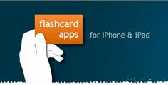 www.flashcardapps.info is a resource of 140+ iTunes flashcard apps. They are divided by functionality and includes easy-to-understand graphics of features, cost and ratings for some apps.  www.flashcardapps.info
