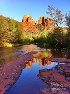 ✮ Cathedral Rock - Sedona, AZ