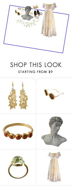 """Jonnie"" by tahalien ❤ liked on Polyvore featuring Wendy Mink, Rosetta Getty and Myla"