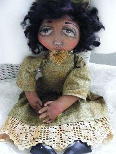 Doll by Lisa Scherer